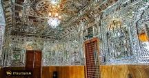 عمارت آینهخانه مفخم یکی از آثار تاریخی شهر بجنورد
