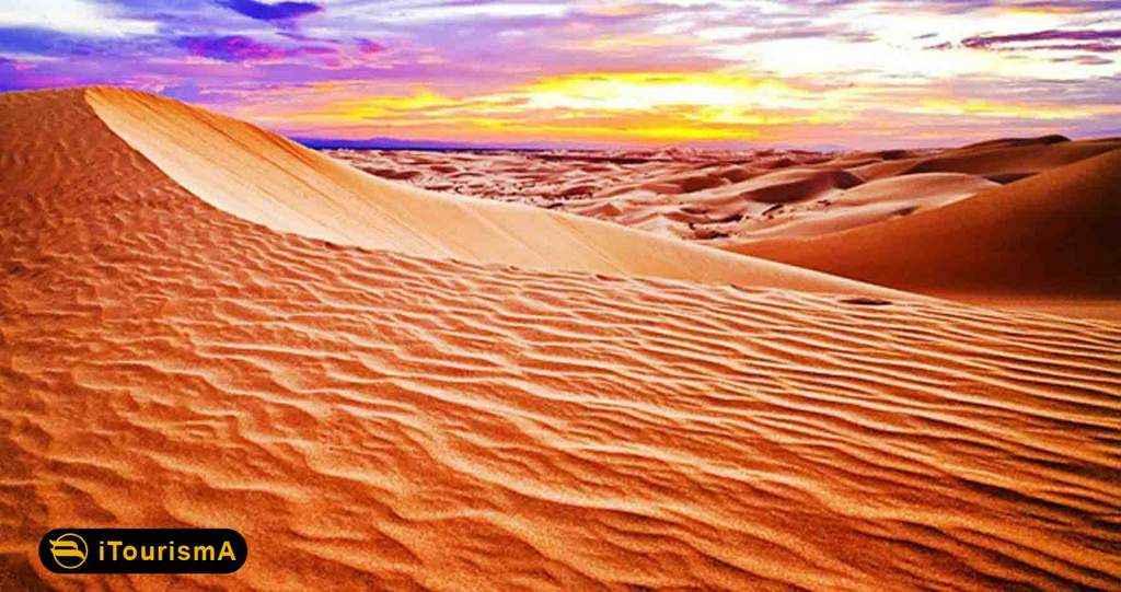 Abouzeydabad Desert