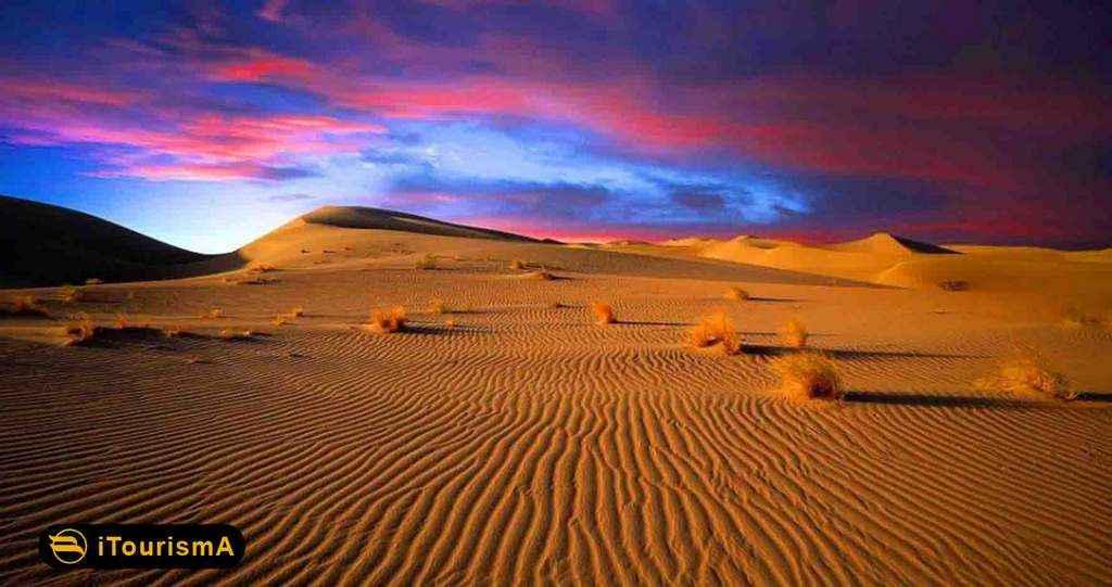 Maranjab Desert