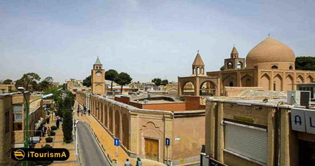 جلفاي اصفهان - Isfahan Julfa