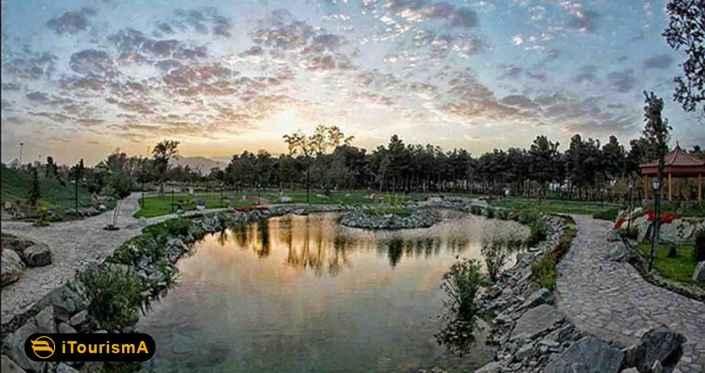 باغ گیاه شناسی مشهد برای اهداف آموزشی تاسیس شده است