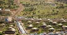 مجموعه تپه کاج در شیراز دارای چندین زمین بازی مختلف و امکانات رفاهی می باشد