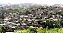 روستای جاغرق در فاصله 21 کیلومتری شمال غربی شهر مشهد