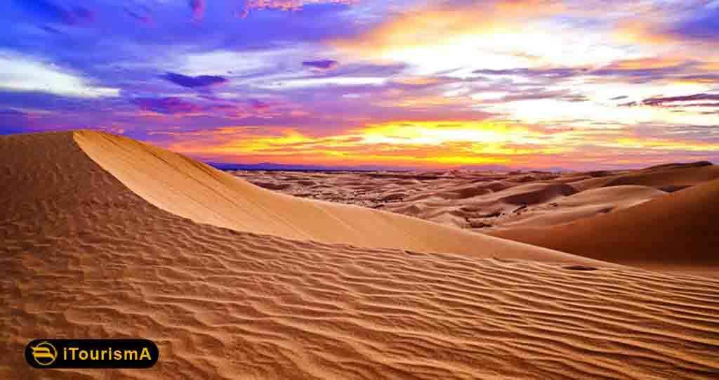 دشت لوت نخستین دشت بیابانی وسیع در جنوب شرقی ایران