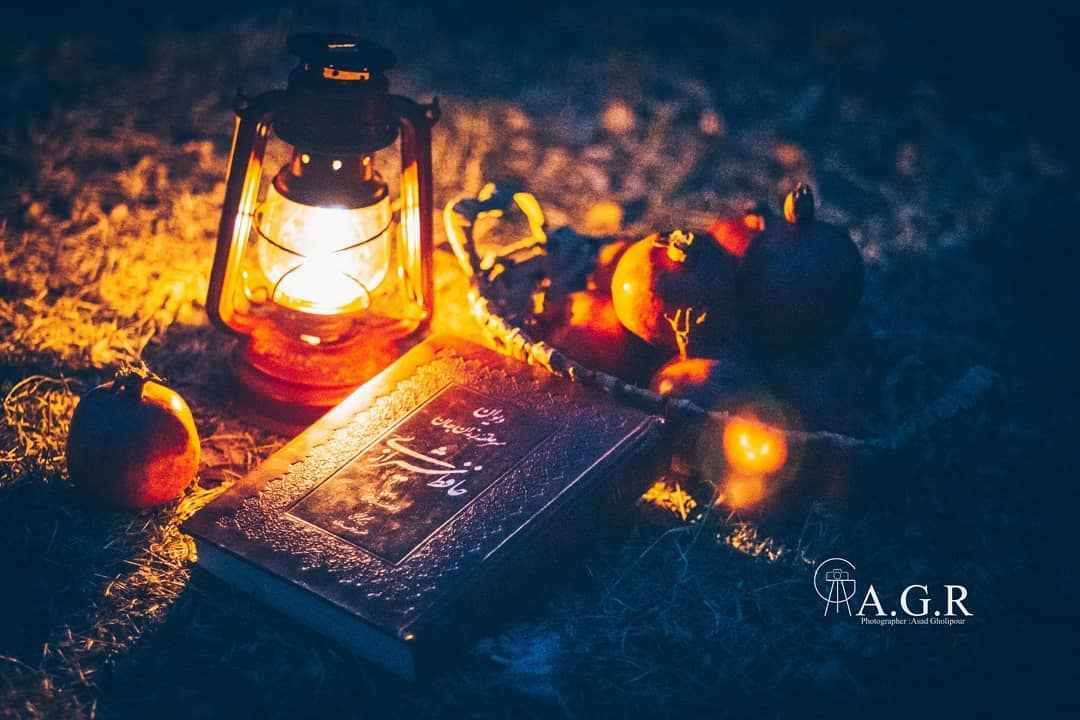 عکس از شب یلدا