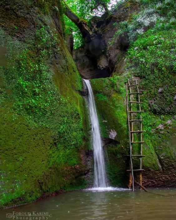 آبشار خلن