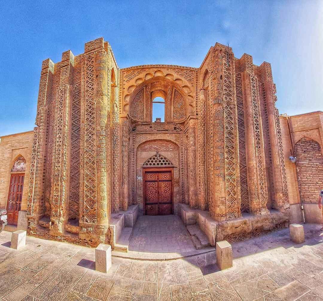 سردر مسجد جورجیر