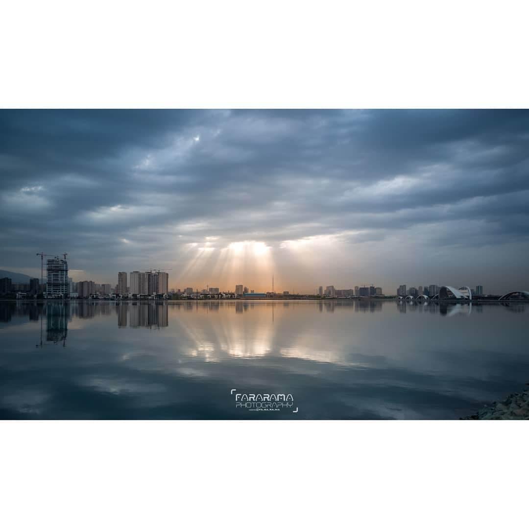 دریاچه چیتگر