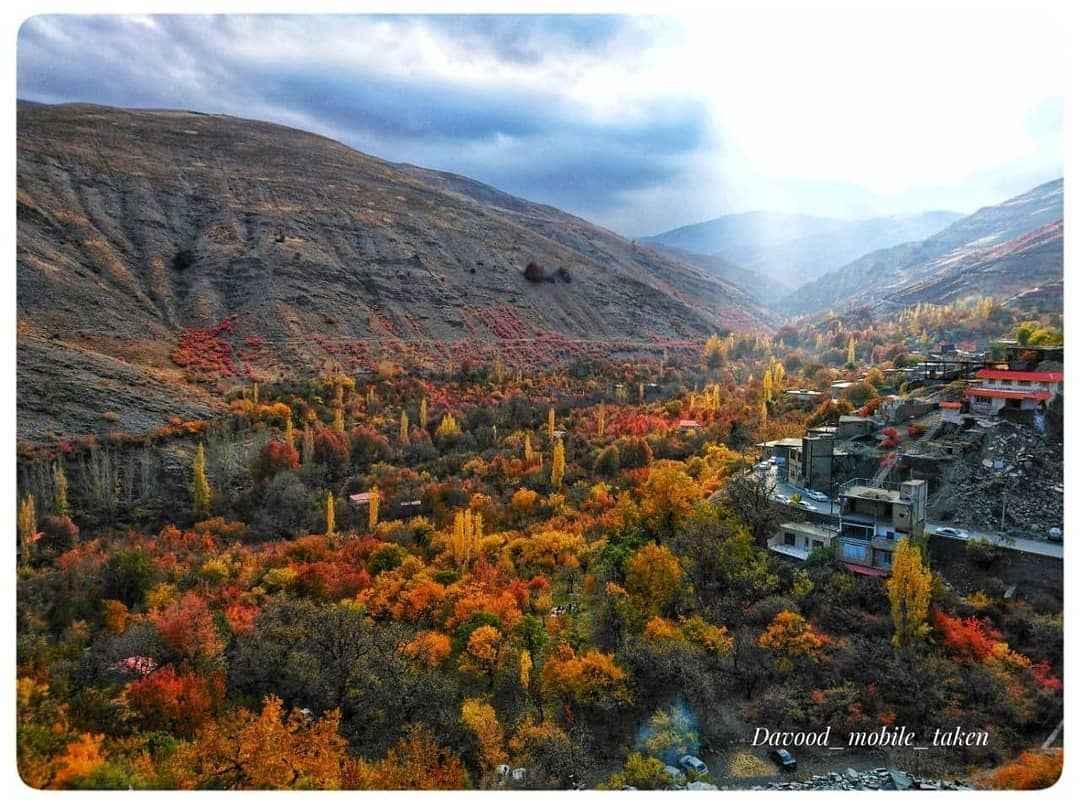 روستای دهبار